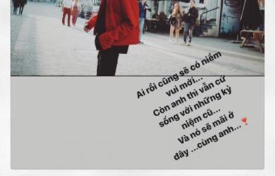 Trịnh Thăng Bình ẩn ý Liz Kim Cương đang có tình mới sau gần 1 tháng chia tay? ca sĩ Trịnh Thăng Bình