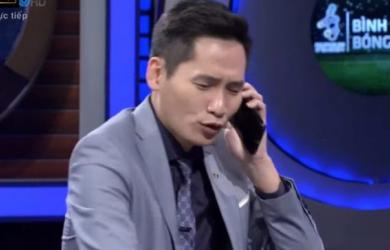 BTV Quốc Khánh gọi tên Văn Lâm sau sai lầm của Bùi Tiến Dũng