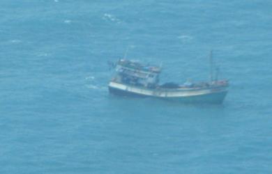 Chủ tàu cá bị phạt gần nửa tỷ đồng vì không bật giám sát hành trình