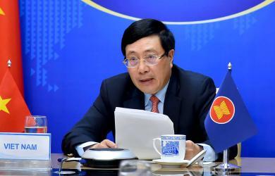 Phó thủ tướng đề nghị ASEAN giúp Myanmar ổn định tình hình